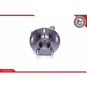Radlagersatz Ø: 125mm mit OEM-Nummer 4355047010