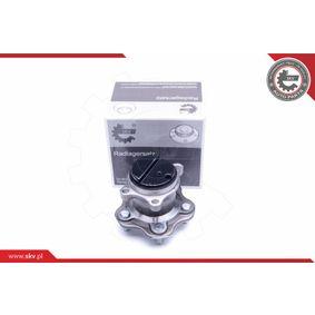 Wheel Bearing Kit 29SKV260 JUKE (F15) 1.5 dCi MY 2019