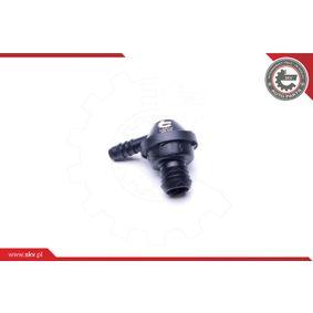 Valve, engine block breather with OEM Number 030 103 175 B