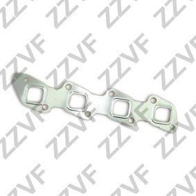 Nissan Almera Tino 2.2dCi Auspuffkrümmerdichtung ZZVF ZVBZ0149 (2.2 dCi Diesel 2004 YD22DDT)
