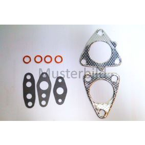 Mounting Kit, charger with OEM Number A6470960099