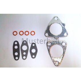 Nissan Note e11 1.5dCi Montagesatz, Abgasanlage Henkel Parts 5210227 (1.5 dCi Diesel 2009 K9K 288)