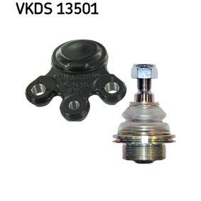 Reparatursatz, Trag- / Führungsgelenk mit OEM-Nummer 364057