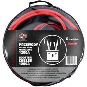Akkumulátor töltő (bika) kábelek 94103