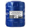 Motoröl SUZUKI Swift III Schrägheck (MZ, EZ) 5W-30, Inhalt: 20l, Synthetiköl