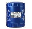 MANNOL Olio auto FORD WSS-M2C913-C 5W-30, Contenuto: 10l, Olio sintetico