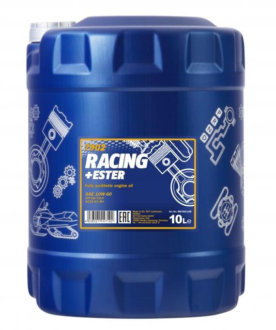 MANNOL RACING+ESTER MN7902-10 Motoröl