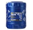 MANNOL Motorenöl PORSCHE A40 5W-40, Inhalt: 10l, Synthetiköl