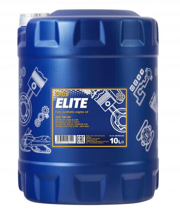 MANNOL ELITE MN7903-10 Motoröl