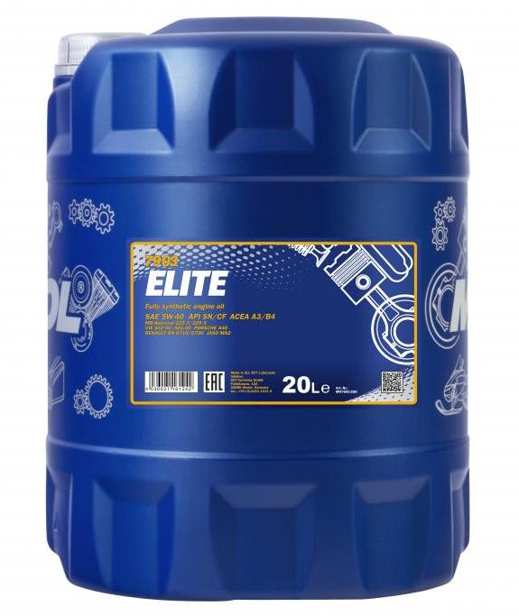 MANNOL ELITE MN7903-20 Motoröl