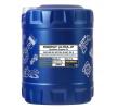 MANNOL Olio auto FORD WSS-M2C925-A 5W-20, Contenuto: 10l, Olio sintetico