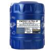MANNOL Olio auto FORD WSS-M2C945-A 5W-20, Contenuto: 20l, Olio sintetico