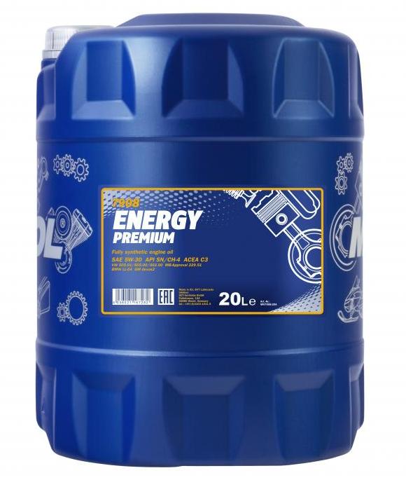 MANNOL ENERGY PREMIUM MN7908-20 Motoröl