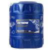 MANNOL Motorenöl PORSCHE A40 5W-40, Inhalt: 20l