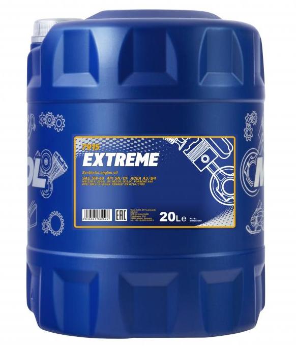 MANNOL EXTREME MN7915-20 Motoröl