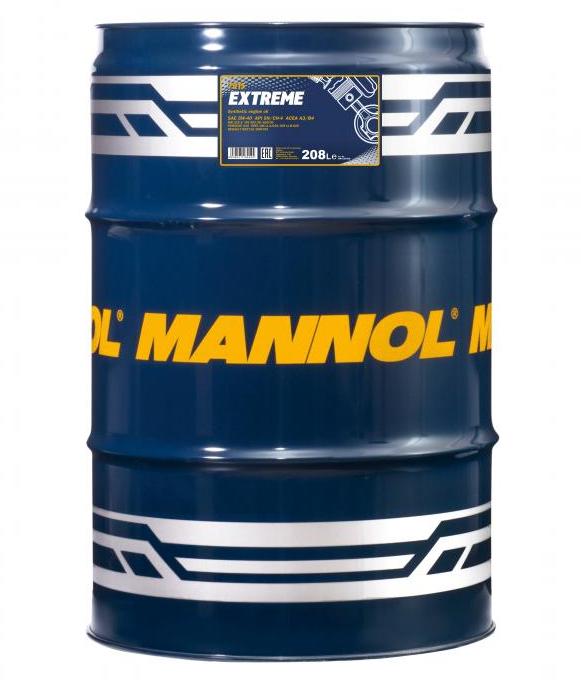MANNOL EXTREME MN7915-DR Motoröl