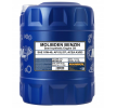 NISSAN PRIMERA 10W-40, Inhalt: 20l, Teilsynthetiköl MN7505-20