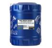 NISSAN PRIMERA 10W-40, Inhalt: 10l, Teilsynthetiköl MN7506-10