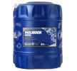 Motoröl Honda Accord VIII CU 10W-40, Inhalt: 20l, Teilsynthetiköl
