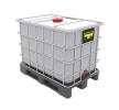 NISSAN PRIMERA 10W-40, Inhalt: 1000l, Teilsynthetiköl MN7508-IBC