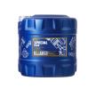 NISSAN PRIMERA 10W-30, Inhalt: 7l, Teilsynthetiköl MN7512-7