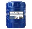 MANNOL Olio auto VW 501 01 10W-40, Contenuto: 20l, Olio parzialmente sintetico