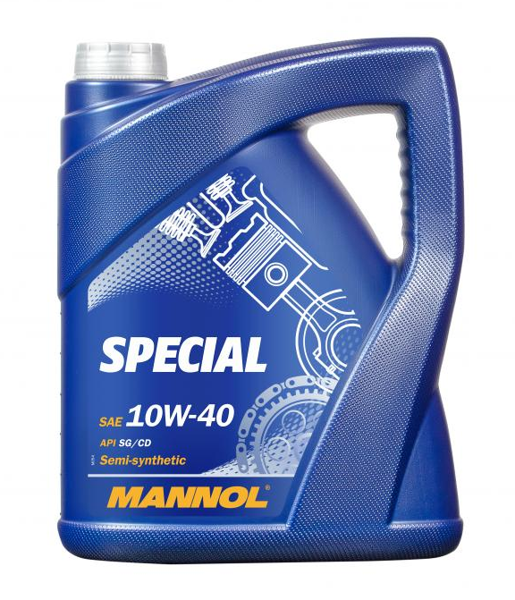 MANNOL SPECIAL MN7509-5 Motoröl