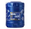 MANNOL Motorenöl MB 228.3 15W-40, Inhalt: 10l, Mineralöl