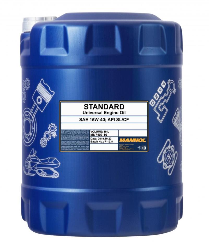 MANNOL STANDARD MN7403-10 Motoröl