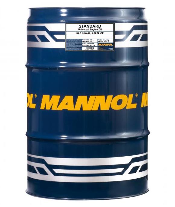 MANNOL STANDARD MN7403-DR Motoröl