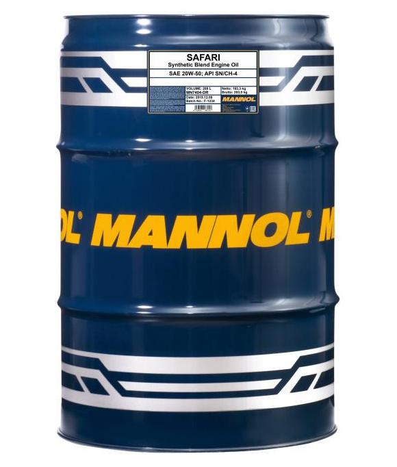 MANNOL SAFARI MN7404-DR Motoröl