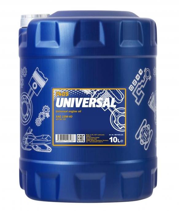 MANNOL UNIVERSAL MN7405-10 Olio motore