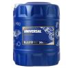 TOYOTA CELICA 15W-40, Inhalt: 20l, Mineralöl MN7405-20