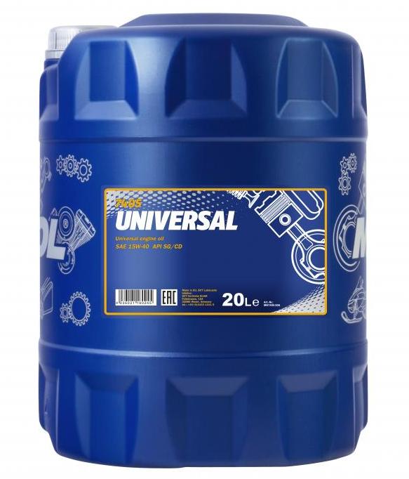 MANNOL UNIVERSAL MN7405-20 Olio motore