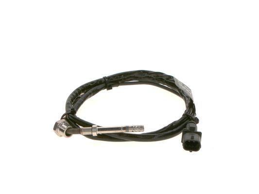 Sensor, Abgastemperatur 0 986 259 009 BOSCH EGST in Original Qualität
