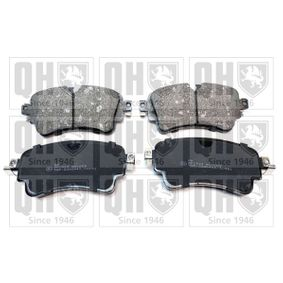 Brake Pad Set, disc brake Width: 129mm, Height: 58,9mm, Thickness: 17,5mm with OEM Number 8W0 698 451 N