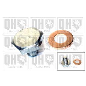 Tapón roscado, colector de aceite QOC1002 Focus C-Max (DM2) 1.6TDCi ac 2006