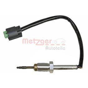 Sensor, Abgastemperatur 0894626 X5 (E53) 3.0 d Bj 2004