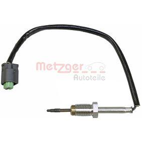 Sensor, Abgastemperatur 0894627 X5 (E53) 3.0 d Bj 2004