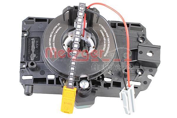 METZGER  0916653 Clockspring, airbag