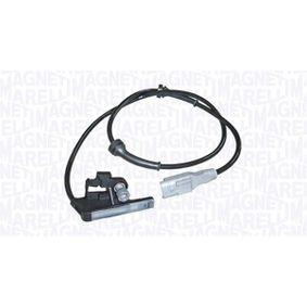 Sensor, Raddrehzahl mit OEM-Nummer 96 436 880
