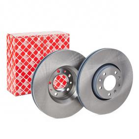 Brake Disc Brake Disc Thickness: 28mm, Ø: 304,0mm with OEM Number 1611841980