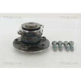 Wheel Bearing Kit Ø: 143mm with OEM Number 246 334 00 06