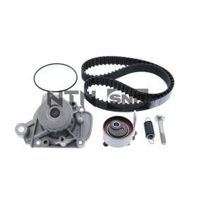 Honda Civic eu7 1.6i Wasserpumpe + Zahnriemensatz SNR KDP474.140 (1.6 i Benzin 2003 D16W7)