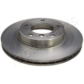 Bremsscheibe Bremsscheibendicke: 22mm, Lochanzahl: 5, Ø: 286mm mit OEM-Nummer 34111162288