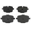 OEM Bremsbelagsatz, Scheibenbremse PP-0114AF von JAPANPARTS für BMW