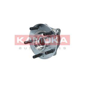 2009 Hyundai Santa Fe cm 2.2 CRDi 4x4 Wheel Bearing Kit 5500276