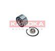Rodamiento de rueda HONDA CR-V 4 (RM_) 2014 Año 15499161 KAMOKA con sensor ABS incorporado