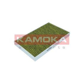 Filter, Innenraumluft Länge: 306mm, Breite: 192mm, Höhe: 30mm mit OEM-Nummer 4 B0 819 439