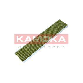 Filter, Innenraumluft Länge: 536mm, Breite: 110mm, Höhe: 25mm mit OEM-Nummer 95 VW 19 N 551 AA